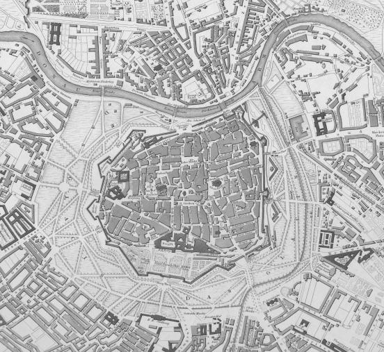 Center Vienna Map