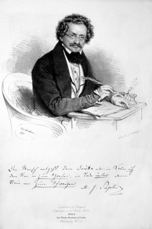 Moritz Saphir