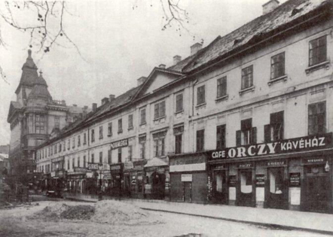 Orczy-Haus_Budapest