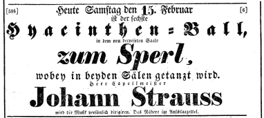 Strauss:Sperl