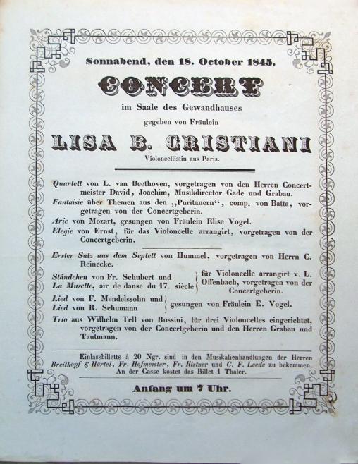 Cristiani Program