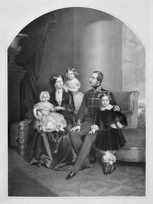 Family_George_V_of_Hanover
