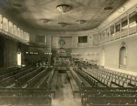 Gewandhaus Hall