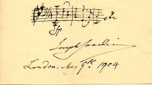 Joachimmusicalquote1904