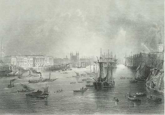 Port of London Bartlett
