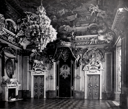 Potsdam Palais Throne Room
