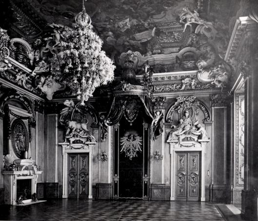 Potsdam Palais Throne Room