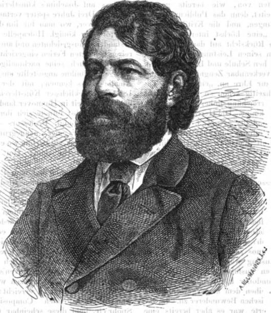 1871 Portrait Musikalisches Wochenblatt