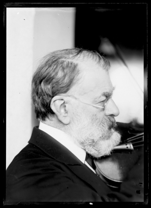 Bildnis Joseph Joachim (1831-1907)