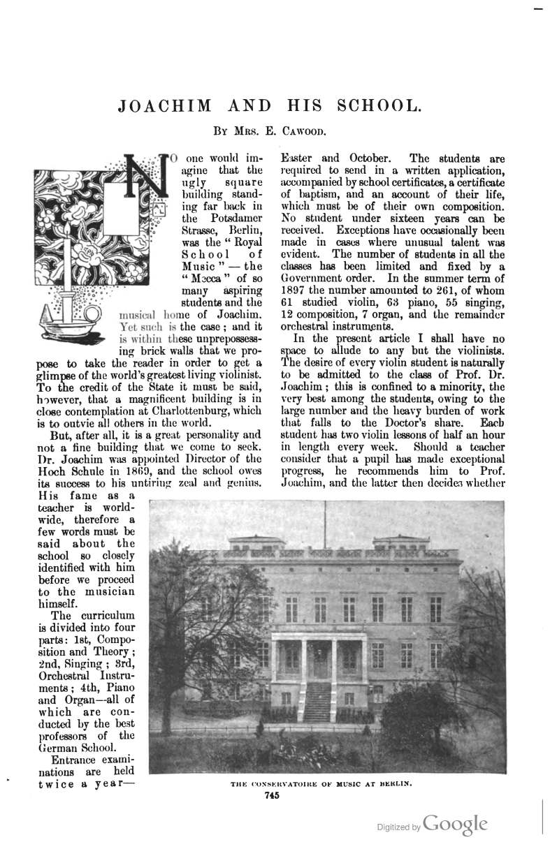 The_Windsor_Magazine Joachim School 745