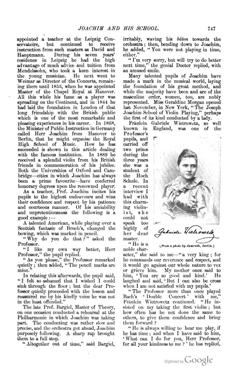 The_Windsor_Magazine Joachim School p. 747