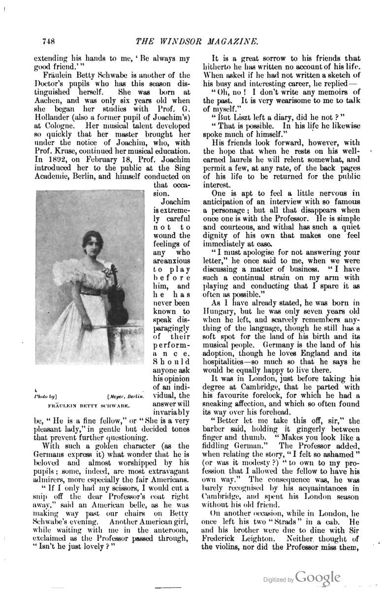 The_Windsor_Magazine Joachim School p. 748
