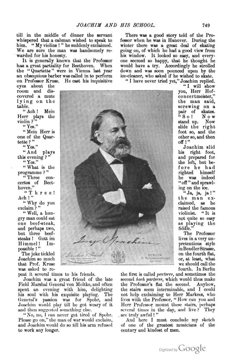 The_Windsor_Magazine Joachim School p. 749