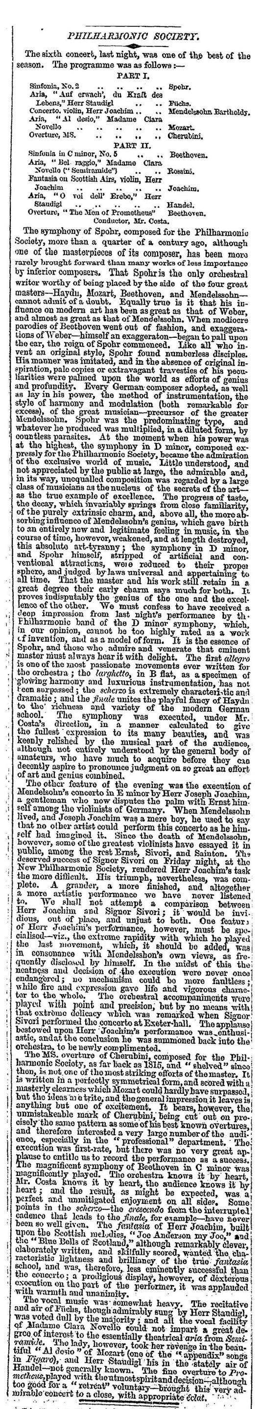 Times (London) Review June 1 1852_Page_1