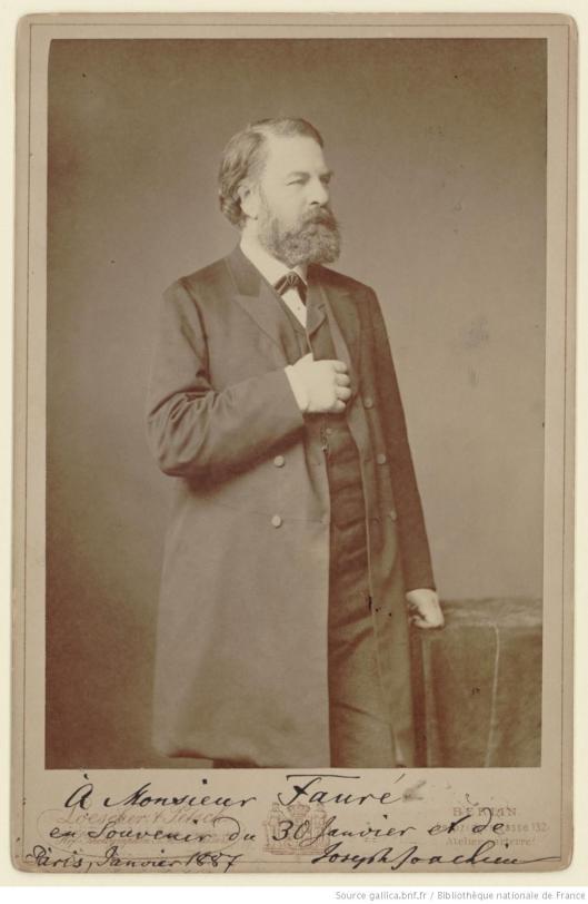 JJ Portrait Fauré 1887 BNF