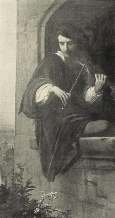 Steinle Violinist