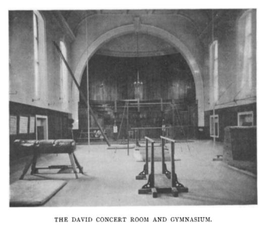 David Concert Room