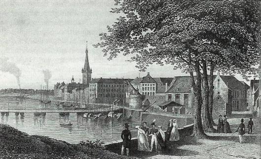 Düsseldorf:Bridge copy