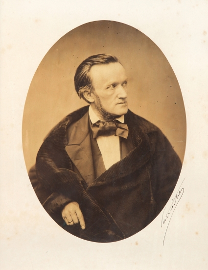 Pierre_Petit_Richard_Wagner_1861