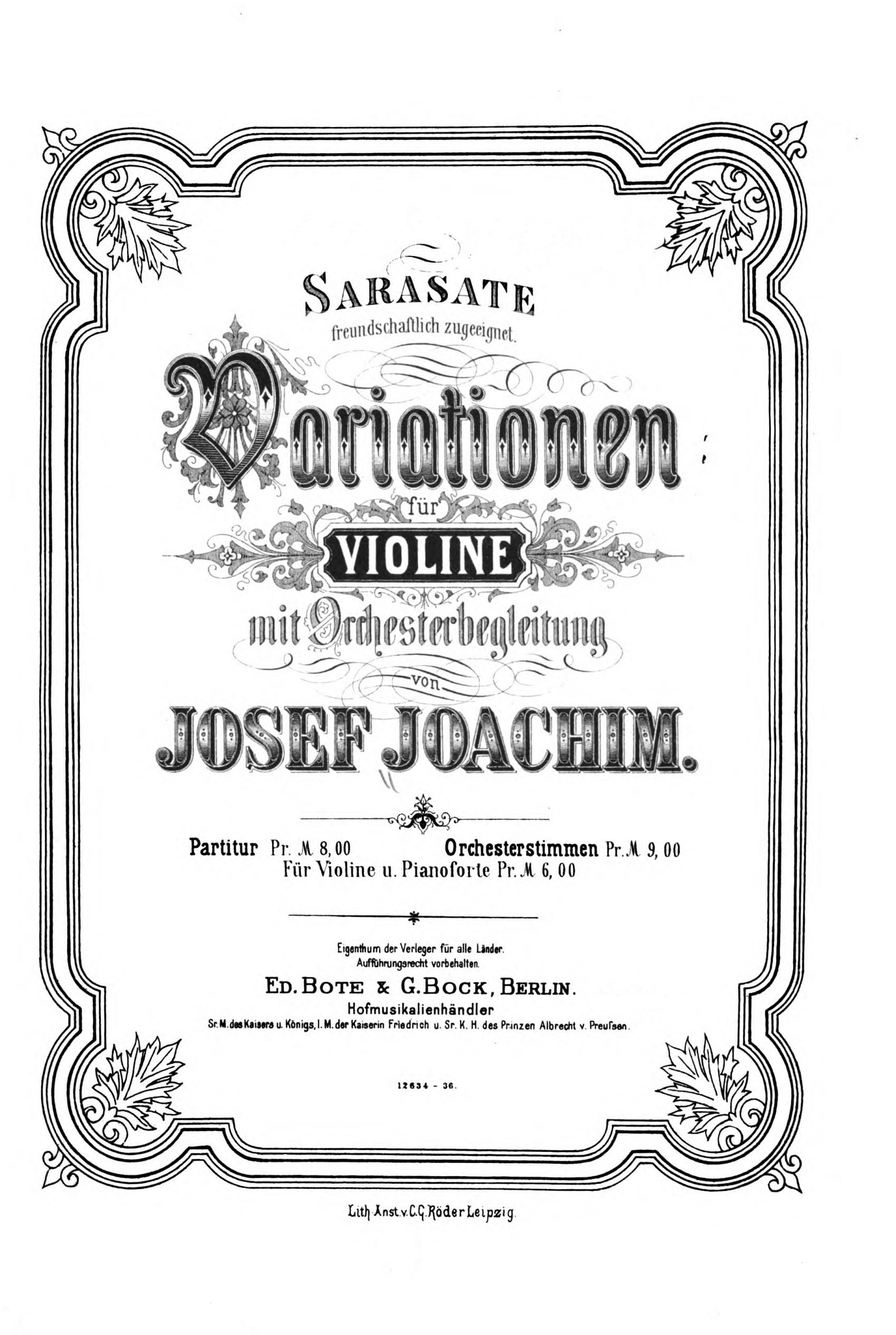 JJ Variations Title